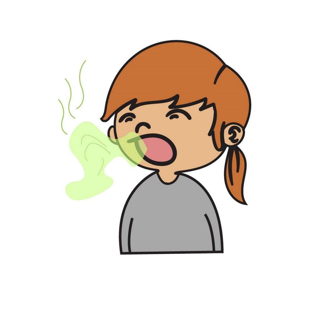 ağız kokusu sebepleri