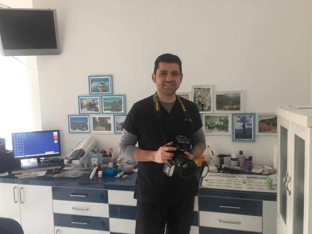 Diş Hekimliği Dijital Dental Fotoğrafçılık Dizayn